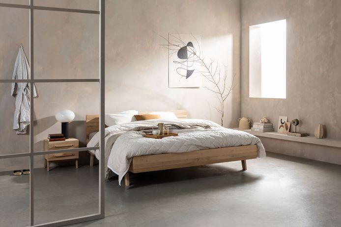 Bedframe Balance Focus - Zen slaapkamer.