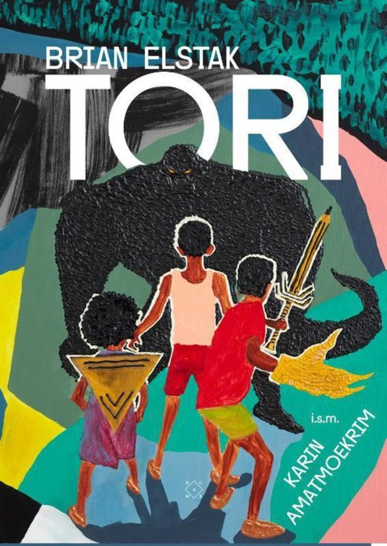 Brian Elstak, Tori (8+)  Das Mag; 136 blz. €23,99 Beeld