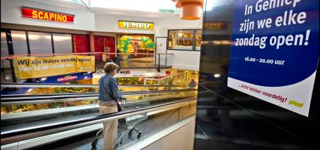 Kantoren veranderen in appartementen in Genneps winkelcentrum Duivenakker