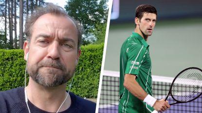 """Omstreden uitspraken Djokovic onder de loep genomen door onze tennisexpert: """"Soort kwakzalver krijgt enorm forum"""""""