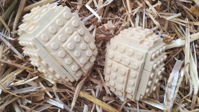 LEGOMASTERS at home: paaseieren bouwen met SNOT