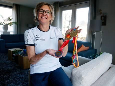 Roelina kreeg tot twee keer toe een nieuwe nier en doet nu mee aan de 'Olympische spelen'