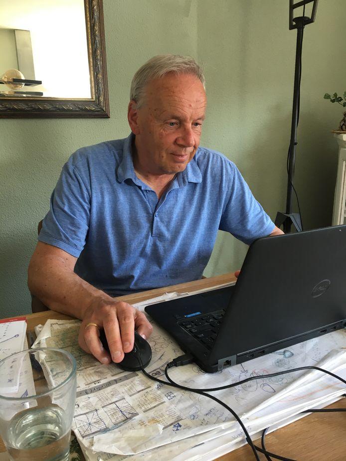 Coördinator regiosport voor de regio's Dordrecht en Rivierenland, André Valk
