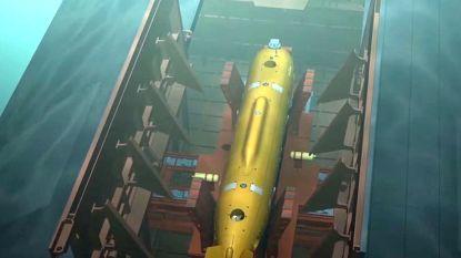 """100 keer krachtiger dan atoombom Hiroshima: """"Nieuwe Russische onderwaterdrone kan kernkop van 2 megaton dragen"""""""