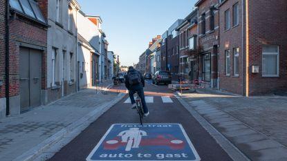 Ooststatiestraat is nu fietsstraat