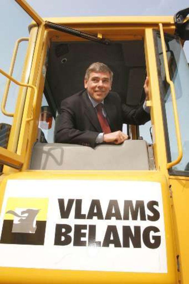Dewinter is VB-lijsttrekker in Antwerpen. Beeld UNKNOWN