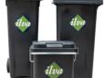 De restfractie wordt binnenkort in een grijze restcontainer ingezameld en niet meer in gele zakken.