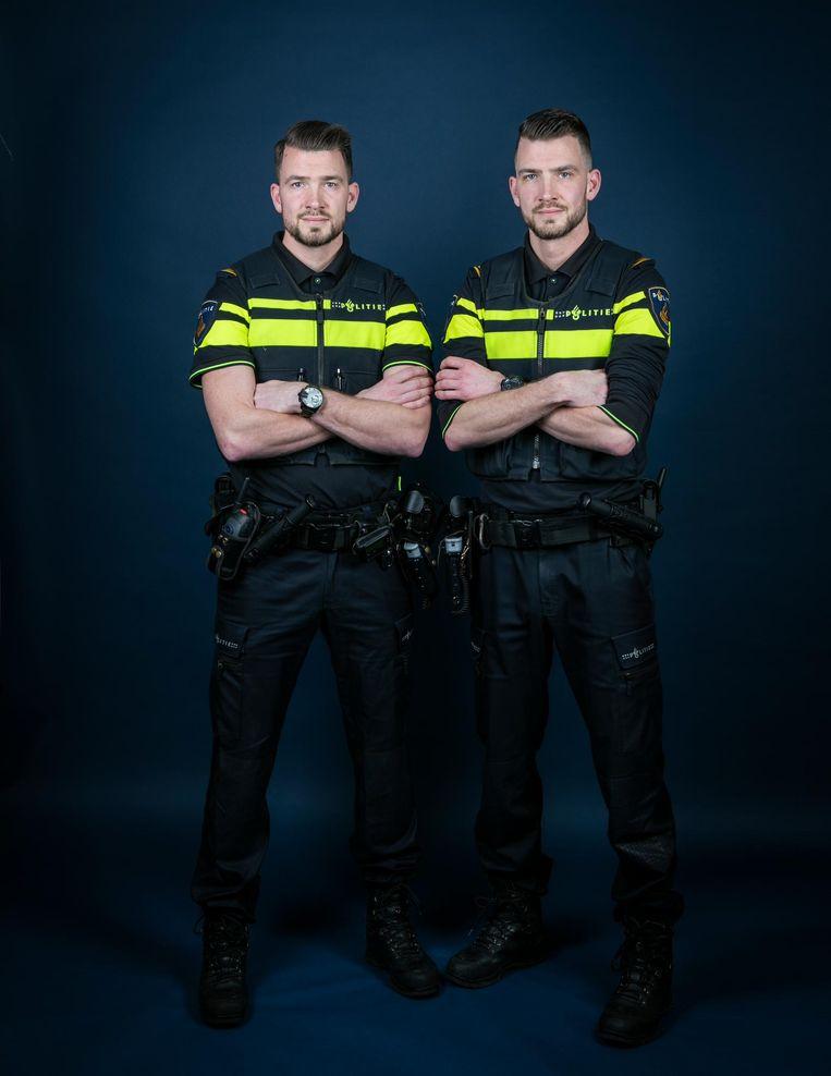 Manuel (links) en Danny, 36 jaar Beeld Dingena Mol