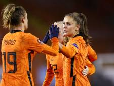 Oefeninterland Leeuwinnen met België verplaatst naar Brussel