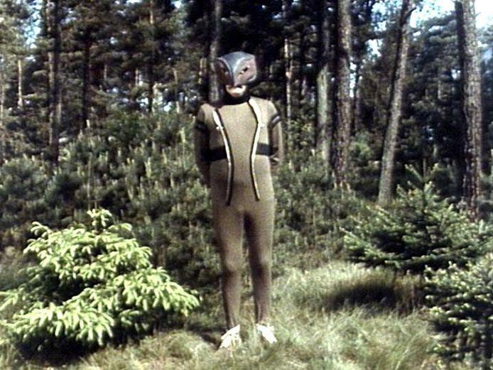 Rik Andries als De Kat.