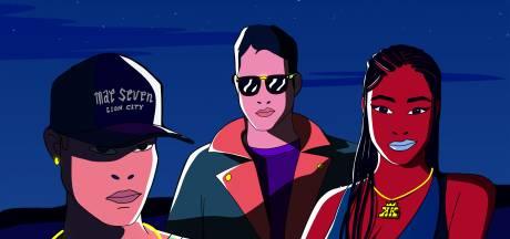 Amerikaanse superster Keke Palmer maakt single met Achterhoekse broers