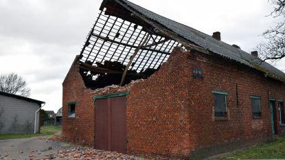 """Gemeente wil erkenning als rampgebied: """"Schade van storm zo snel mogelijk melden"""""""