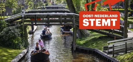 Deze inwoners van de Kop van Overijssel kom je tegen op het stembiljet