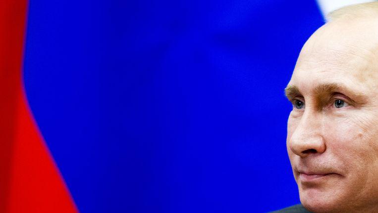 De Russische president Vladimir Poetin. Beeld anp
