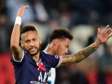 Neymar betoont spijt na klap: 'Ik had Gonzalez moeten negeren'
