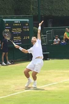 Koolhof strandt in halve finale op Wimbledon