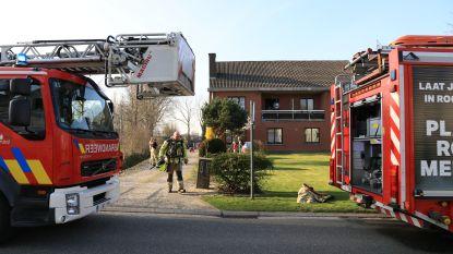 Vergeten pot op vuur zet keuken in brand
