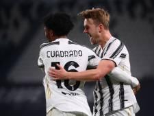 De Ligt voor eerst dit seizoen trefzeker voor Juventus, De Vrij tien punten los met Inter