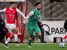 Nijmegenaar Kürsad Sürmeli ruilt FC Dordrecht na halfjaar in voor MVV