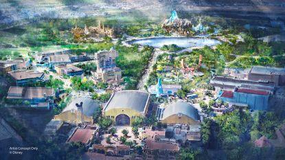 Disneyland Parijs gaat ingrijpend uitbreiden en er is goed nieuws voor fans van Frozen