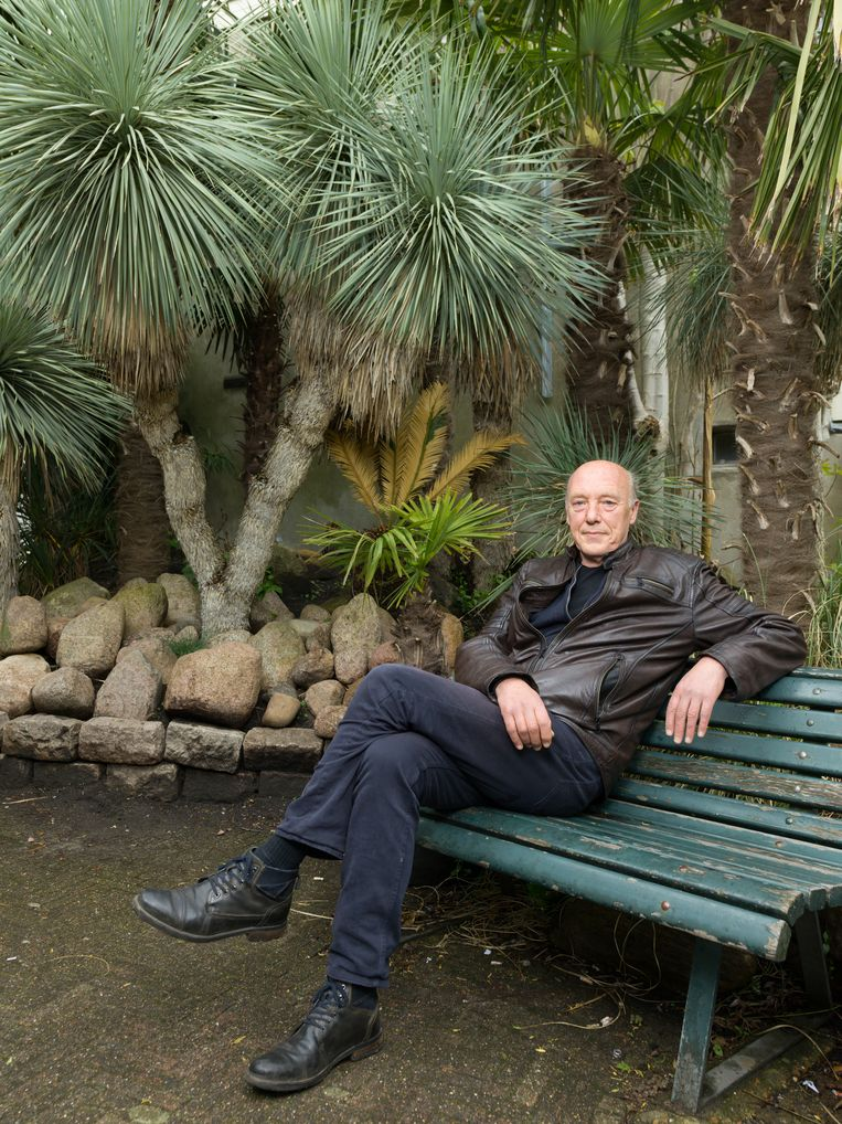 Willem van der Horst, dé kenner van de Westelijke Eilanden.  Beeld Ivo van der Bent