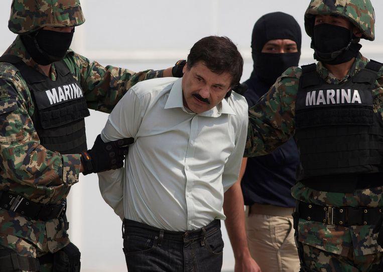 Het Sinaloa-kartel stond onder leiding van Joaquín 'El Chapo' Gúzman