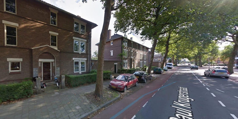 Een vrouw werd overvallen in haar woning aan de Paul Krugerstraat in Nijmegen.