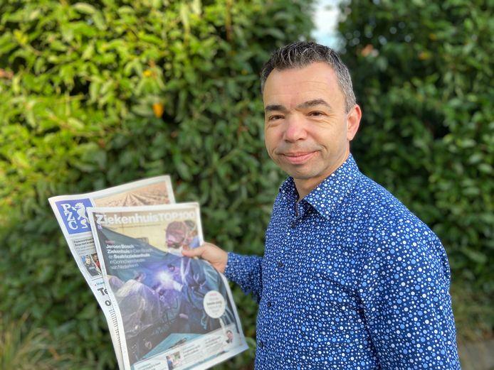 PZC-verslaggever Jeffrey Kutterink