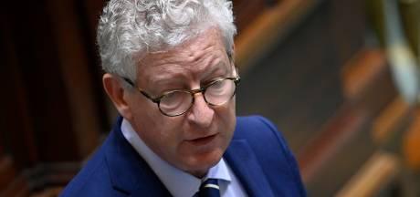 """Pour Pieter De Crem, les plaintes contre la police sont une """"contre-stratégie de groupes criminels"""""""