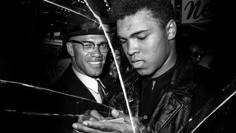 Malcolm X & Muhammad Ali Beeld Netflix