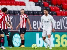Eden Hazard forfait pour le dernier match de la saison du Real