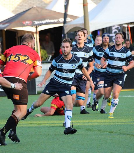 Rugbyers Oysters willen sterke generale goed vervolg geven