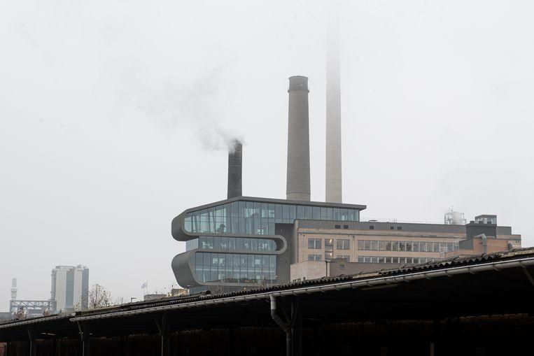 Umicore Hoboken - Beeld Wouter Maeckelberghe