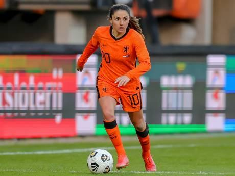 Oranje-international Van de Donk maakt na zes jaar Arsenal overstap naar Olympique Lyon
