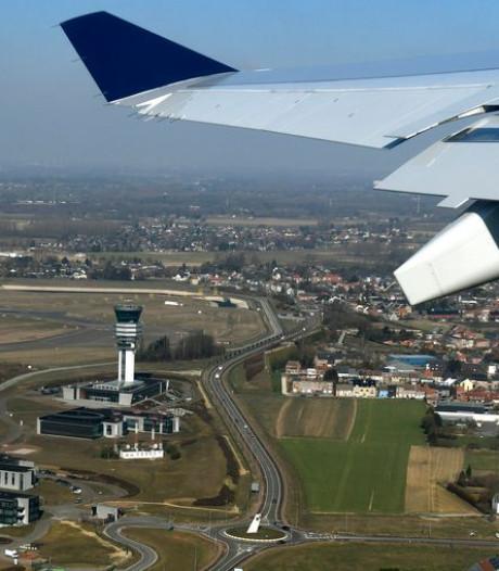 Vliegverkeer boven België weer opgestart