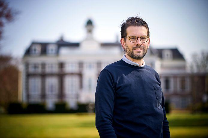 hoogleraar openbaar bestuur Caspar van den Berg (RUG)