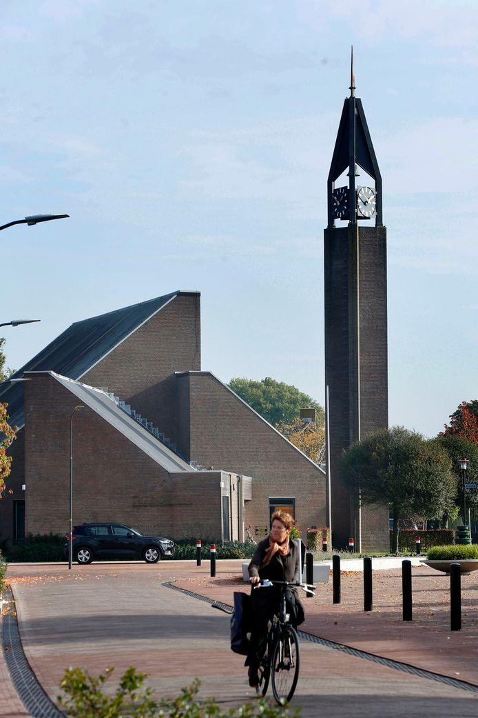 De Thaborkerk in Vuren.