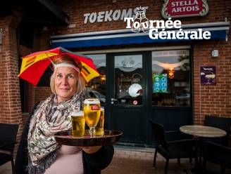 """Geen terraspolitie, maar cafébazen nemen taak over met een kwinkslag: """"Gendarme spelen, dat kan ik ook goed"""""""