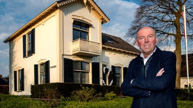 Holtenaar Martin Kemper betrekt met zijn bedrijf Palazzo mooiste pand in Holten