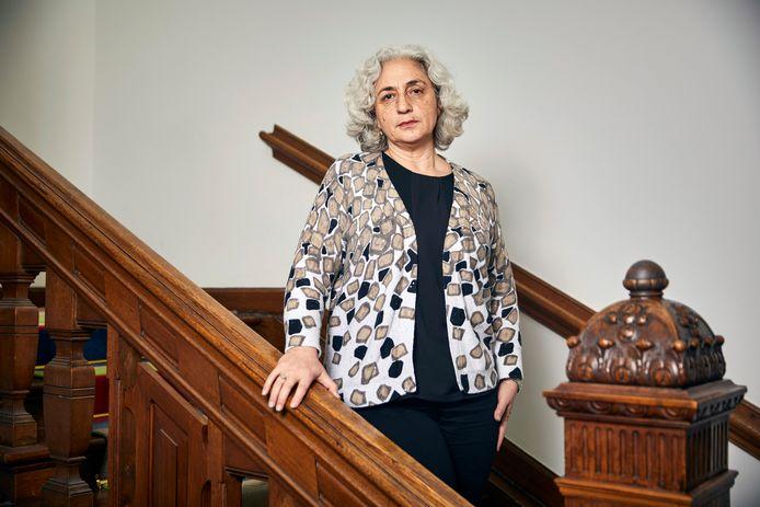 Farah Karimi, directeur van de Nederlandse Oxfam Novib.