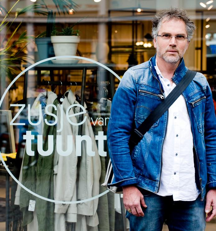 Louis van Andel, ex-directeur van Tuunte.