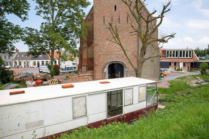 De Nicolaaskerk in Kortgene krijgt gedeeltelijk een nieuwe functie.