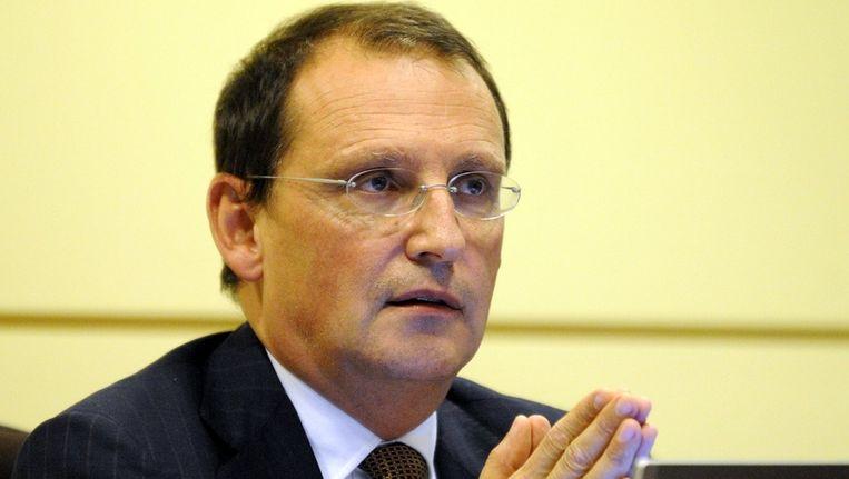 Pierre Mariani. Beeld BELGA