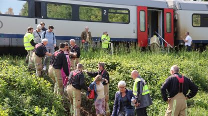 Treinverkeer ligt urenlang stil na persoonsongeval: reizigers moeten verder met bus
