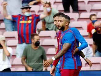 FOOTBALL TALK. Depay doet het voor Barcelona - Nipte zege voor United
