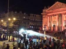 La police prendra les critiques en compte suite aux émeutes à Bruxelles