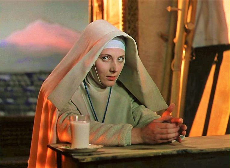 Jenny Laird in 'Black Narcissus'. Beeld