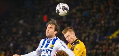 Bredanaar Ralf Seuntjens op de drempel van eredivisie: 'In het weekend voetballen, ook wel eens fijn'