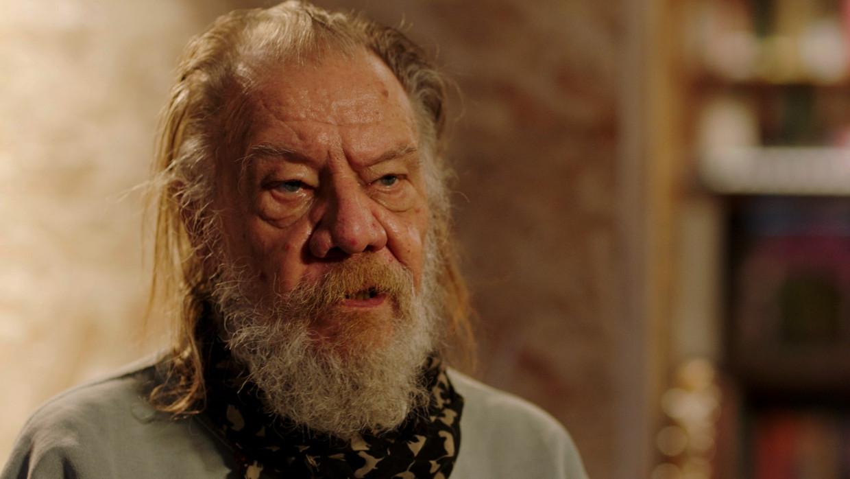 Roland Van Campenhout in 'Charlatan' Beeld VRT