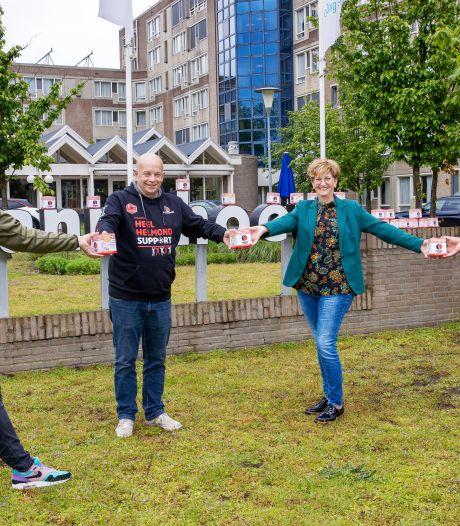 Belofte maakt schuld: 'Deventer koek' valt in de smaak bij Helmond Sport na promotie GA Eagles, 'mooi toch?'